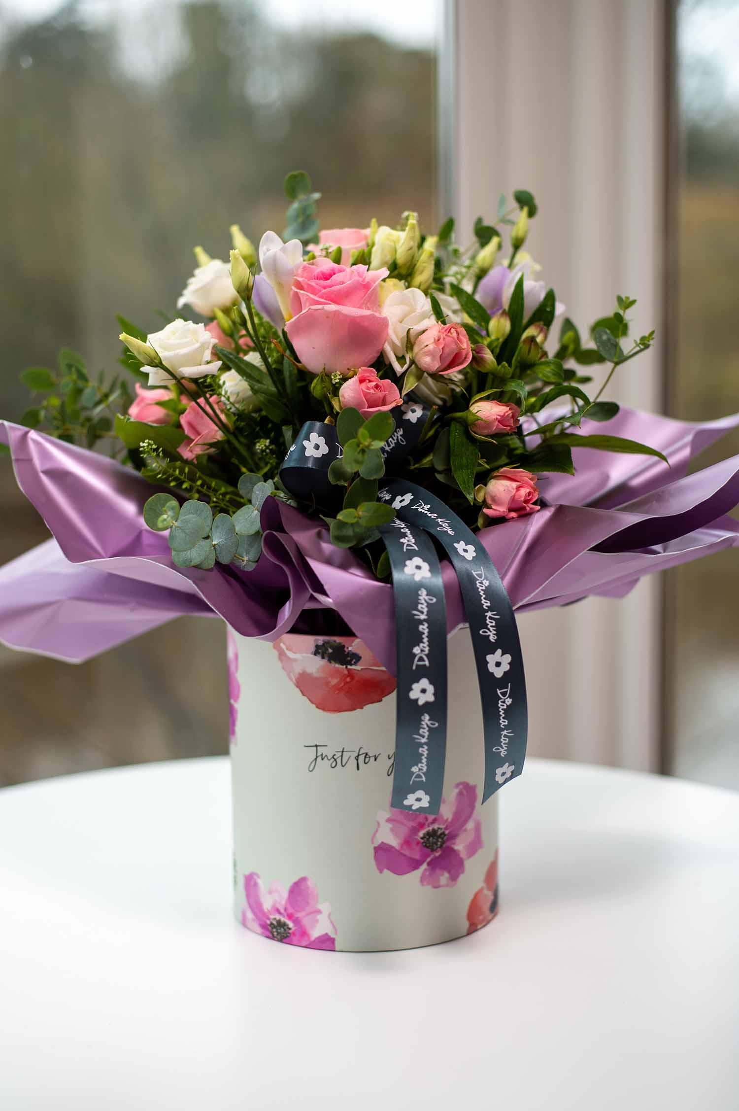 just for you  diana kaye florist